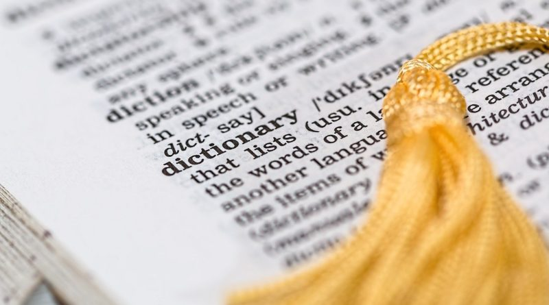Oppslått ordbok